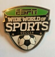 Disney Pin Badge ESPN Wide World of Sports Complex - Soccer/Football