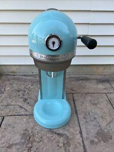 Aqua Sky KitchenAid Sparkling Beverage SodaStream Soda Maker Tested