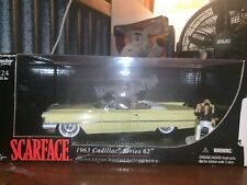 Scarface 1963 Cadillac Series 62 1:24