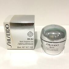 Shiseido IBUKI Multi Solution Gel Total Skin Rescue 30ml./1oz.  NEW & SEALED!