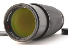 MINT Contax Carl Zeiss Vario-Sonnar T* 80-200mm F/4 MMJ Lens from Japan