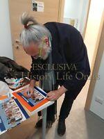 Gigio Alberti Mediterraneo Foto Autografata Autografo Signed Photo Cinema ITP
