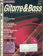 Guitarra & Bass 1990/03 (Edward Van Halen)