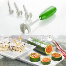 Fruit Vegetable Spiral Cutter Corer Digging Vege Drill Spiralizer Kitchen Tools