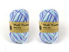Baby Lot Crocheting & Knitting Yarns
