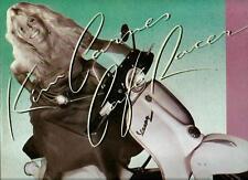 "Kim Carnes : Café Racer - vinile 33 giri / 12"" - 1983 - Vespa Piaggio"