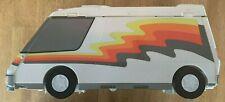 Galoob Micro Machines Super City Van Camper RV Fold Out City - Vintage