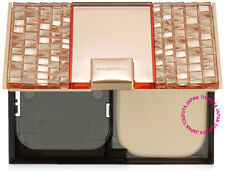 New Shiseido Maquillage Original Foundation Compact Case DM And Sponge Only