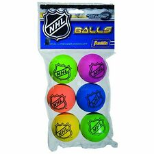 Franklin Sports Nhl Mini Hockey Replacement Foam Balls (Assorted Colors) , New,