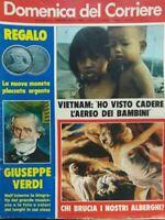 DOMENICA DEL CORRIERE N.16 1975