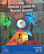 Dirección y Gestión de Recursos Humanos Spanish Translation