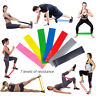 Workout Resistance Bands Loop Set Fitness Yoga Booty Leg Exercise Band USA