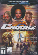 CROOKZ The Big Heist - Limited Special Edition 70's PC Game Windows 7,8,10 NEW