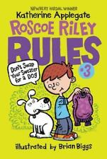 Applegate Katherine/ Biggs ...-Don`T Swap Your Sweater For A Dog  BOOK NEW