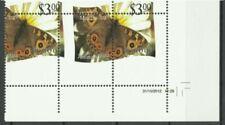 Timbres erreurs, variétés multicolores avec 1 timbre