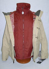 $279 NEW BURTON RONIN 3IN1 FIREMAN'S SYSTEM JACKET+INSULATOR MENS M EU 40