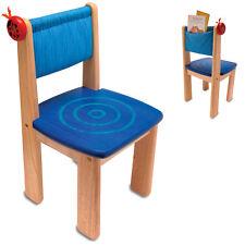 I´m Toy Kinder Maltisch Set Marienkäfer blau mit Stuhl & Papierrolle Spieltisch