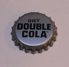 Vintage Diet Double Cola..plastic..unused..Soda Bottle Cap