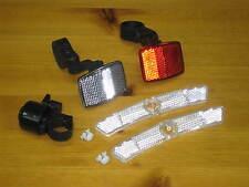 NOS Genuine Cateye Reflector & Bell Set