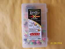 Lindy 80 PCS X-Change MASTER Jig Kit MADE IN USA