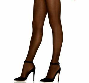 3XL Tamara Dark Tan Control Top Support dress Pantyhose Hooters Uniform Sheer
