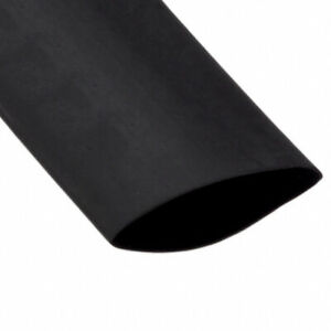 "48"" 3M Heat Shrink Tubing, Flexible 2"" FP301-2-48""-BLACK"