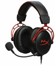 HyperX Cloud Alpha Pro Gaming Headset for PC, PS4 & Xbox One Nintendo Switch Mic