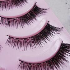 NEW Sale! Fashion Diamond Lash Winged Eye Lashes Thick False Eyelashes No.03
