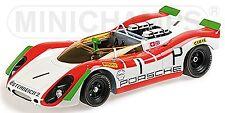 Porsche 908/02 Spyder 1000 km Nürburgring 1969 #1 Redman Siffert 1:18 Minichamps