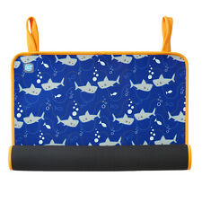 Splash About Kids' Neoprene Changing Mat Shark Orange One Size