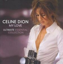 CELINE DION (ULTIMATE ESSENTIAL - GREATEST HITS 2CD SET SEALED + FREE POST)