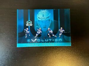 2011-12 Upper Deck The Cup Evolution Video Rookie Card Jaden Schwartz Blues RARE
