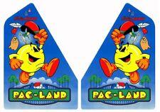 Pac-Land Arcade Side Art Brand New *Premium 3M Vinyl* the best