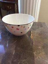 New listing Kate Spade Lenox Market Street Confetti Bowl