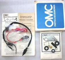 P/N 174477 / 0174477 OMC Emergency Cut Off / Stop Kill switch Kit - NEW OLD STOC