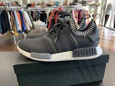 ca02ad33a Adidas Nmd R1 PK Size 11 Mens Japan Grey Primeknit Boost S81849 Black White
