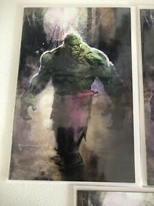 Immortal Hulk 20 Sienkiewicz SDCC Exclusive Variant Limited CGC CBCS It!