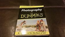 Photography for Dummies : A Reference for the Rest of Us! by Russell Hart...