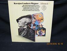 Karajan Conducts Wagner Album 2 - Angel Records