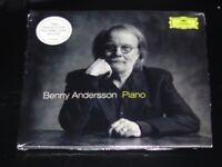 BENNY ANDERSSON PIANO CD SCHNELLER VERSAND NEU & OVP