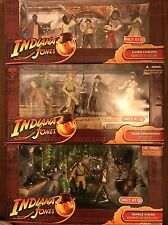 Indiana Jones™ COMPLETE COLLECTION Battle Packs RARE RETIRED Hasbro Series