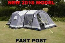 New 2018 Kampa Bergen 4 Berth Large Air Pro person man family inflatable tent