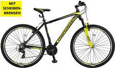 """MTB MOUNTAIN BIKE 29"""" Bicicletta GT ALLUMINIO, 21, Shimano DISC BRAKE Sparkle, Neco avancorpo"""