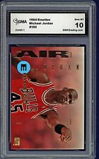 1994-95  Michael Jordan Skybox  # 100 GEM MT 10 Emotion