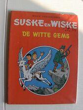 Speciale Suske en Wiske De witte gems 1983  Amro!!
