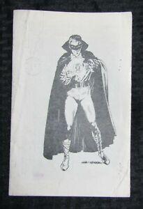 1969 PHIL SEULING Fanzine / Catalog 12pgs VG 4.0 Gray Morroe Green Lantern