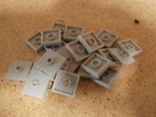 16x3.5 Basics 11299 Town NUOVO City Light Bluish Gray Capo LEGO in grigio chiaro