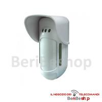 Antifurto sensore doppia tecnologia da esterno allarme ebay - Allarme volumetrico esterno ...