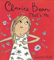 Clarice Bean, That's Me, Child, Lauren, Very Good Book
