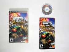 Monster Jam: Path of Destruction game for Sony PSP -Complete